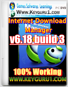 ) Internet Download Manager 6.18 Build 3 Final + Crack Patch Download ...