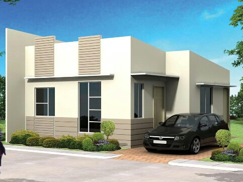 Modern Small Homes Exterior Designs Ideas.