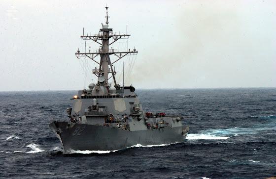 USS Lassen (DDG 82)