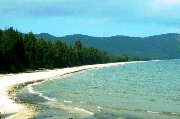 Ngoc Vung island