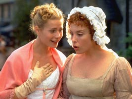 a comparison of emma a novel by jane austen and the movie clueless Emma - adaptation in the movie clueless jane austen's novel 'emma' is set in the village of highbury, reflecting the slow-paced lifestyle of her time.