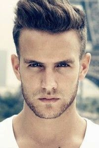 Male Hairstyles 2015
