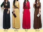 Gamis Katun SOLD OUT