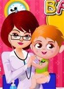 Малыши лечение и уход - Онлайн игра для девочек