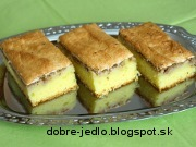Jablkový koláč so snehom - recept