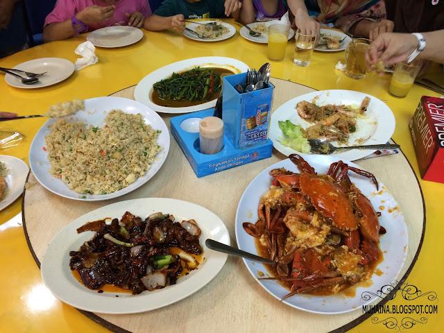 Restoran Pantai Ria | Port Dickson