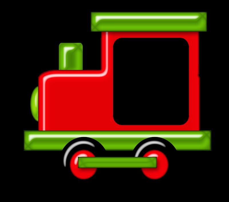 cheyOkota digital scraps: Choo Choo Train Freebie Frame