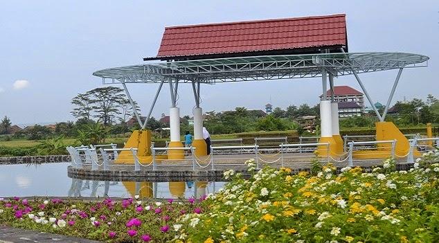 Taman Balai Kemambang Purwokerto
