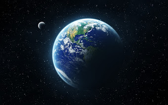 The Pale Blue Dot Is Home
