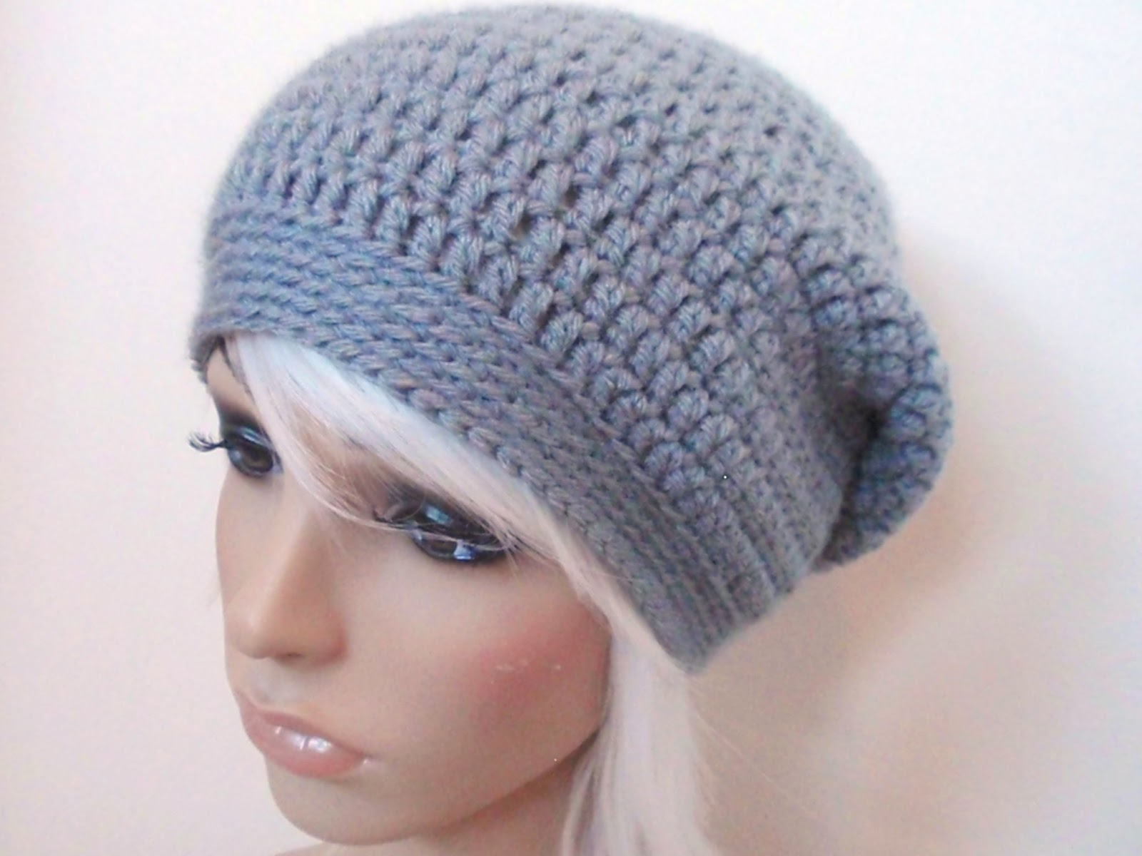 Crochet Patterns Slouchy Beanie : ... .comJenn Likes Yarn - The Knit and Crochet Blog: free crochet pattern