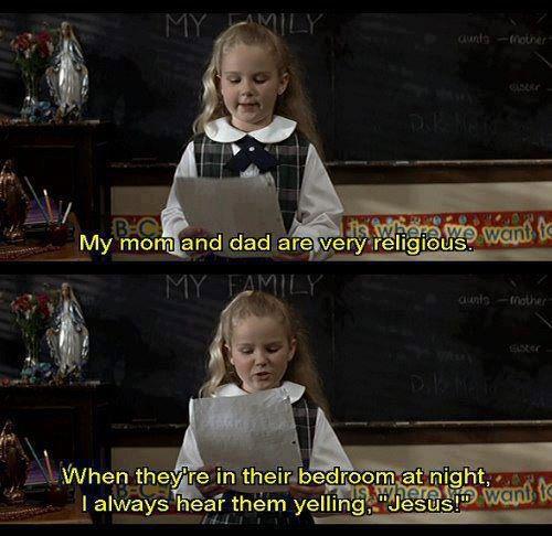 Religious Parents