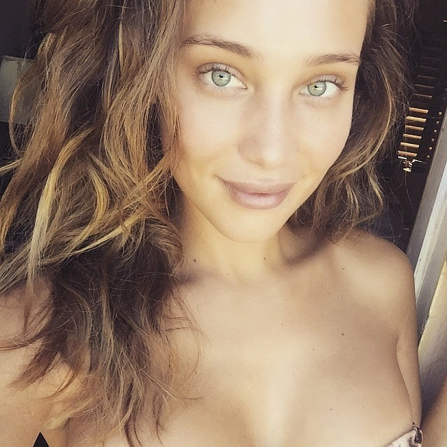 SI Model Hannah Davis Might Be Even Sexier on Instagram