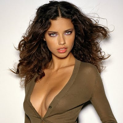Adriana Lima sexy download free wallpapers for Apple iPad