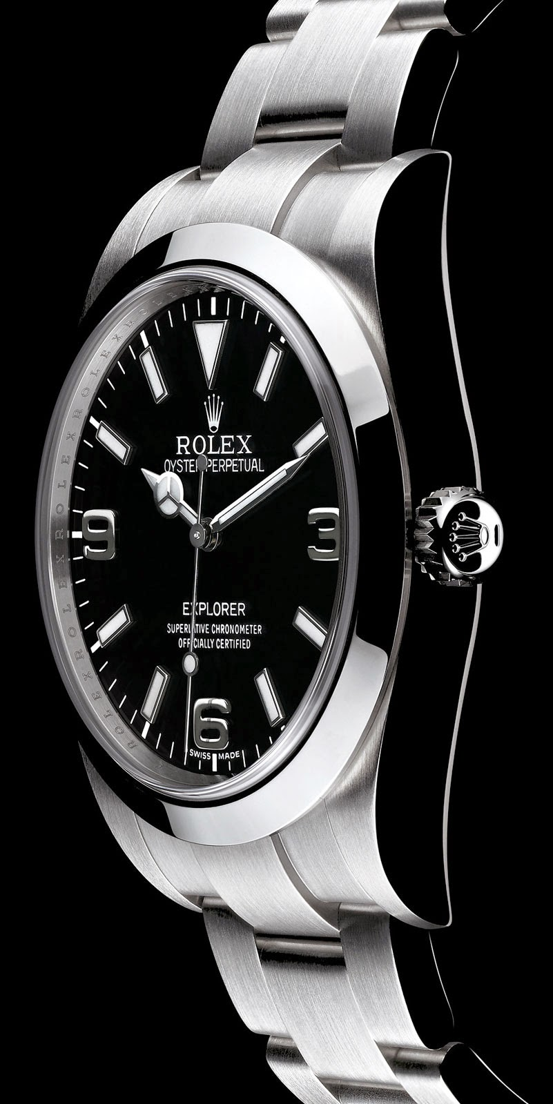 The Ultimate Rubber Strap , The Rolex Explorer I 39 mm
