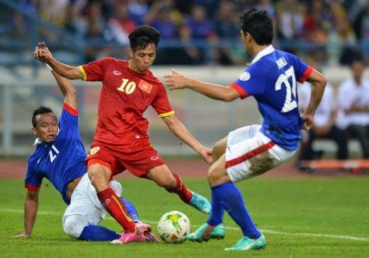 Keputusan Malaysia vs Vietnam 7 Disember 2014