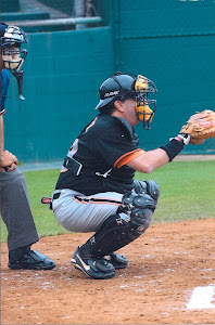 That's Me -- Just Another Left-Handed Catcher