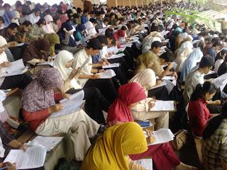 Ujian Seleksi CPNS 2012