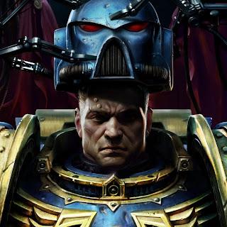 Space Marine Warhammer