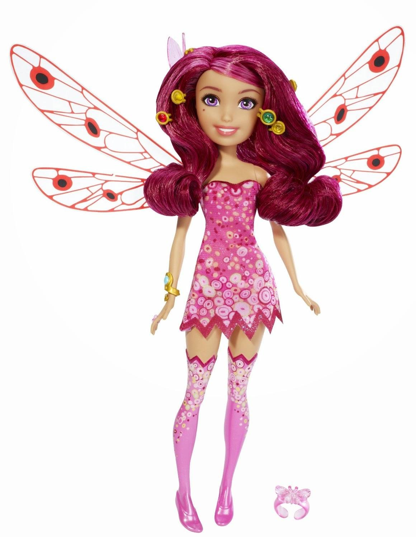 TOYS - Muñeca Mia con el anillo para niña : MIA AND ME  Juguete Oficial | Mattel BFW35 | A partir de 3 años