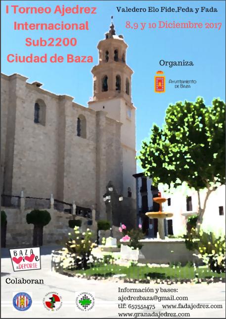 I Open Internacional Ciudad de Baza