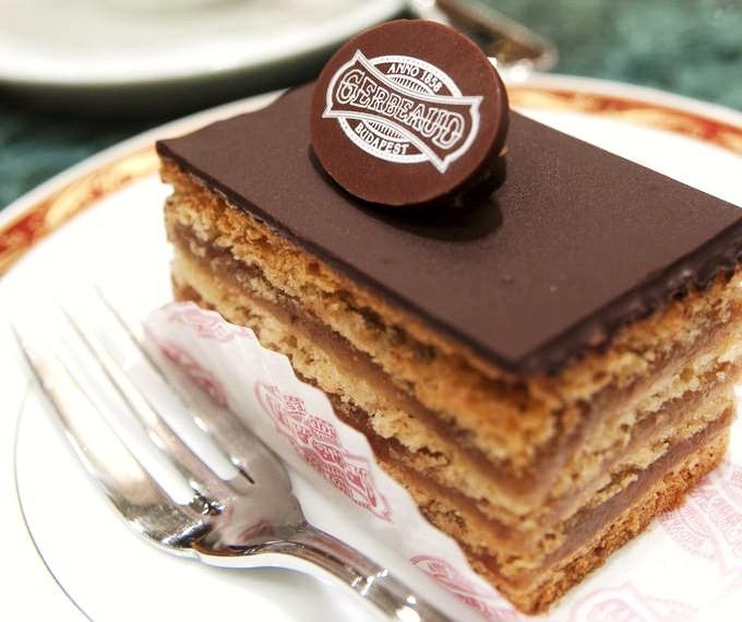 Budapest Coffee Cake Recipe