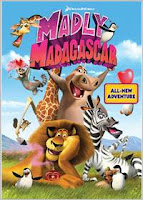 Madly Madagascar (2013) online y gratis
