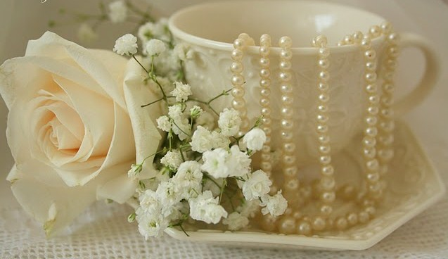 roses and pearls - photo #48