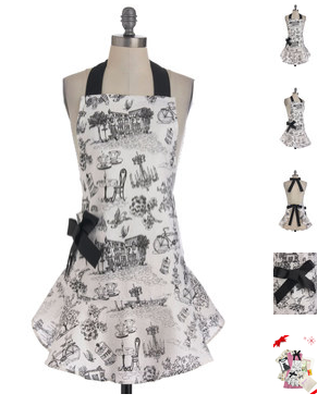 The Ultimate Fun Foodie-Friendly Gift List - Bon Apetit Apron