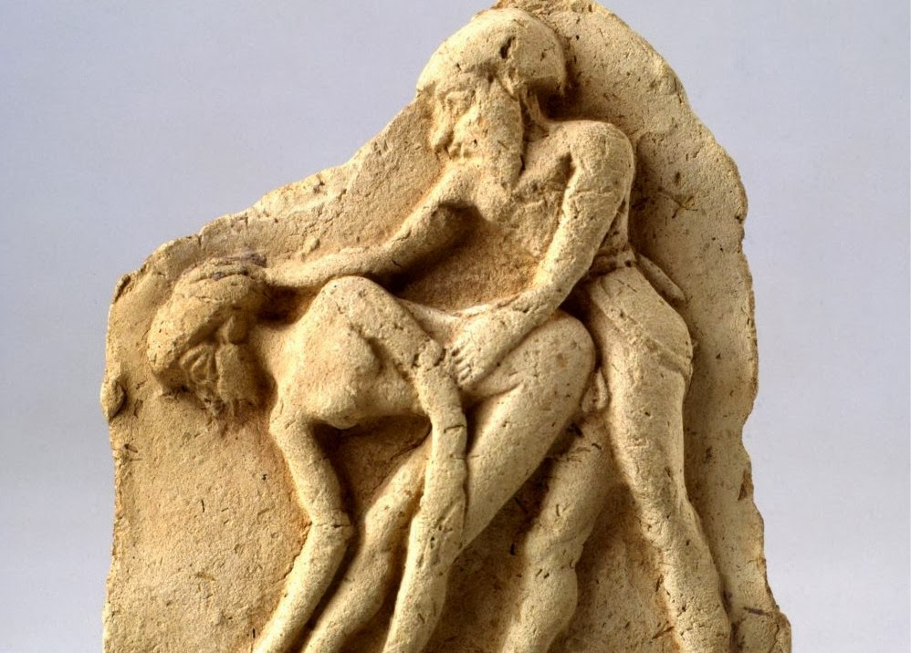 4,000-year-old erotica from Mesopotamia