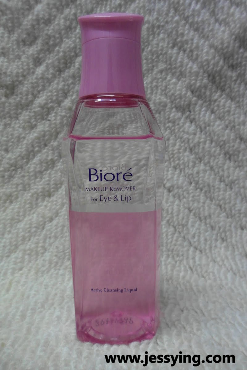 Review : Biore Makeup Remover for Eye and Lips