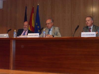 José María Gil-Robles, Patxi Aldecoa y Antolín Sánchez Presedo