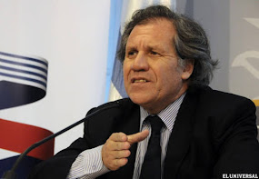 ALMAGRO attiva carta democratica per il Venezuela
