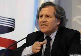ALMAGRO attiva carta democratica per il Venezuela