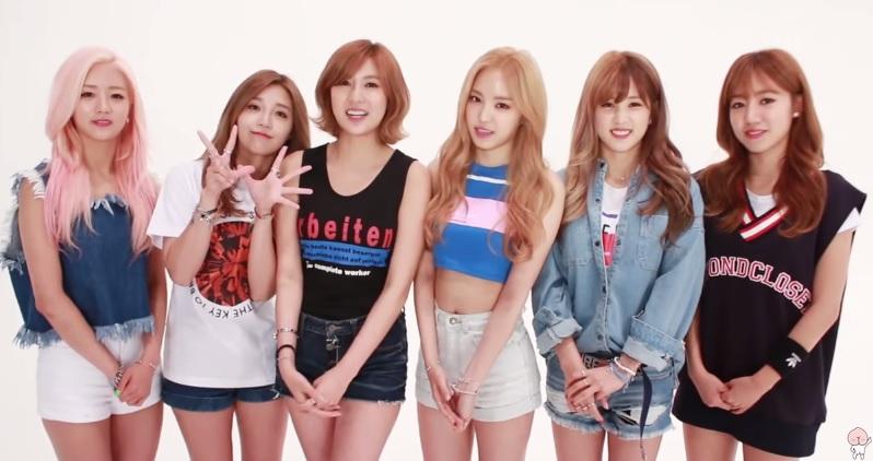 APink promotes Pink Paradise DVD | Daily K Pop News