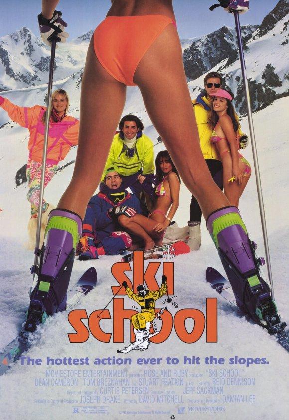 Skier sex