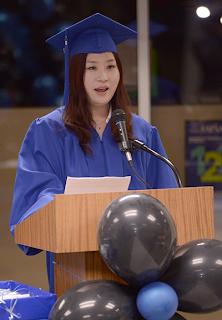ORT colleges in los angeles valedictorian