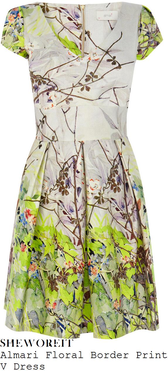 holly-willoughby-floral-garden-print-v-neck-dress