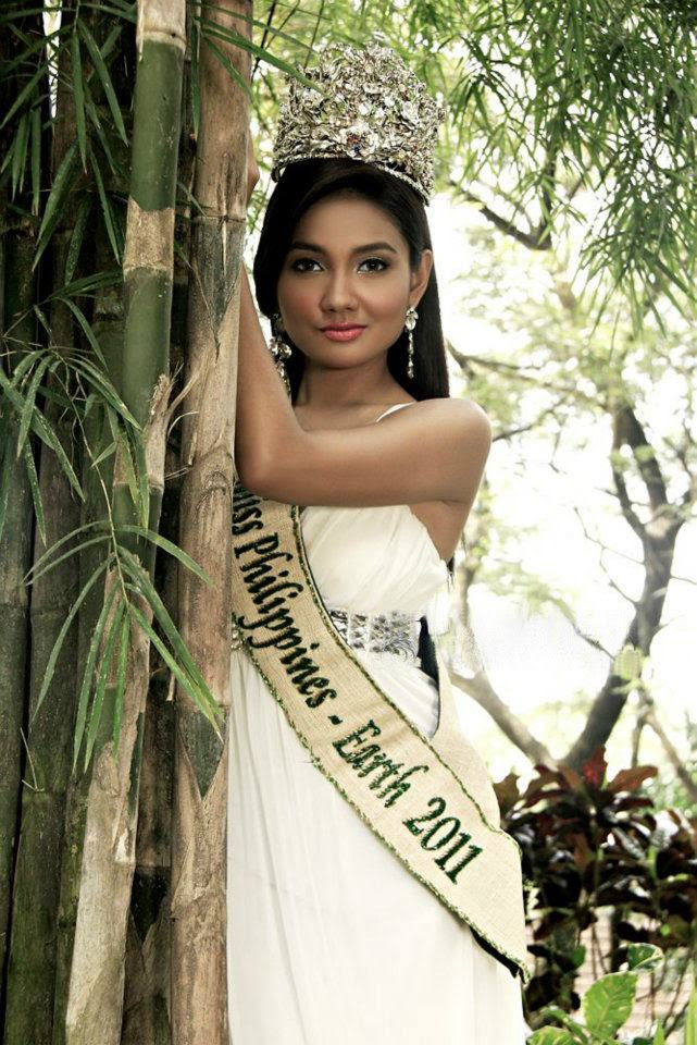 athena mae imperial,miss earth philippines 2011,athena imperial