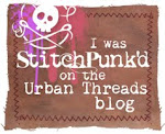 I've been Stitch Punk'd!