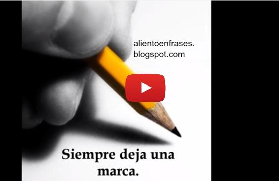 Video Reflexión El Lápiz de Paulo Coelho | Aliento en Frases