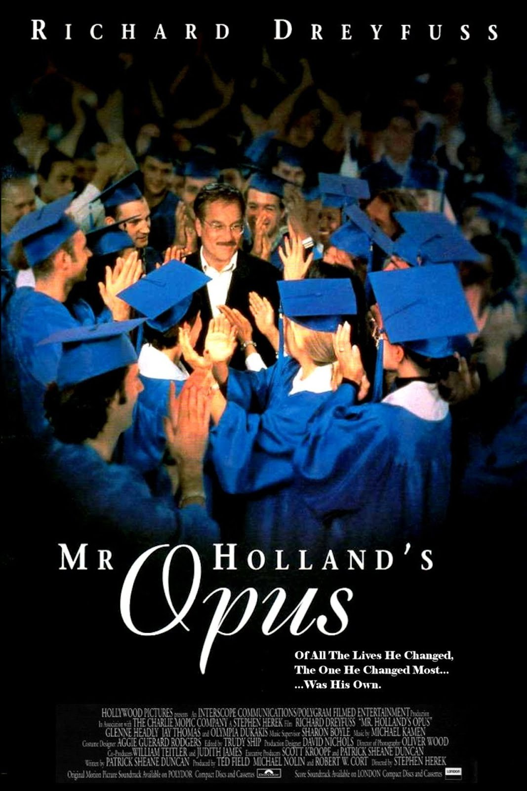 movie review on mr holland opus
