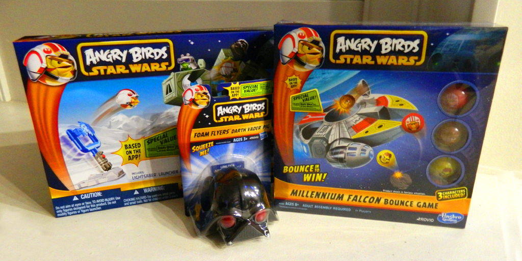 Angry Birds Star Wars Toys : Angry birds star wars toys bing images