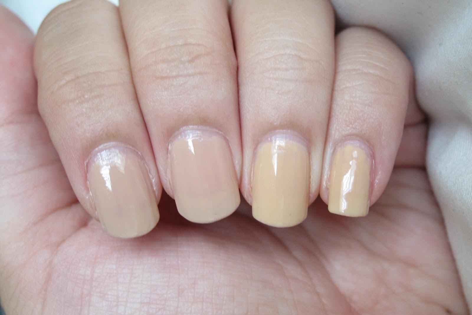 best beige nail polish