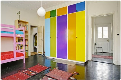 Ideas Decorating Children's Bedrooms