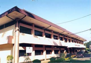 Gedung B Teknik Elektro Universitas Brawijaya
