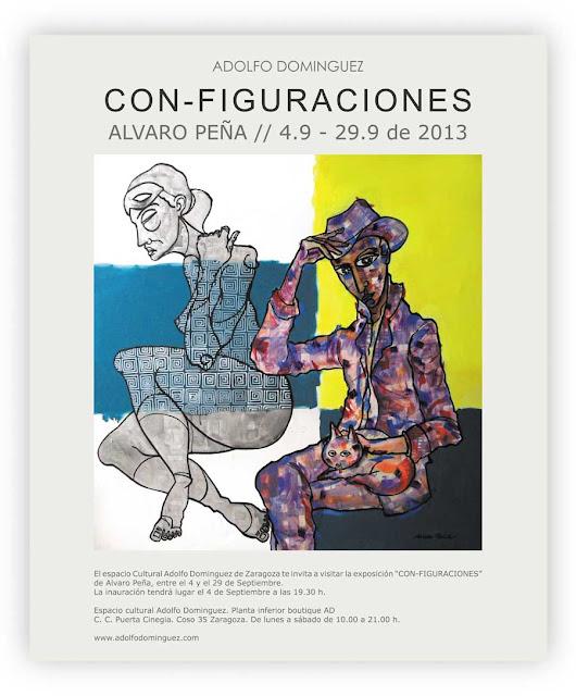 Opiniones y hechos alvaro pe a con figuraciones for Adolfo dominguez trabajo