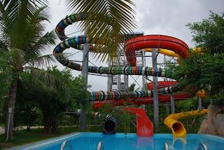 Parque de agua en Nha Trang
