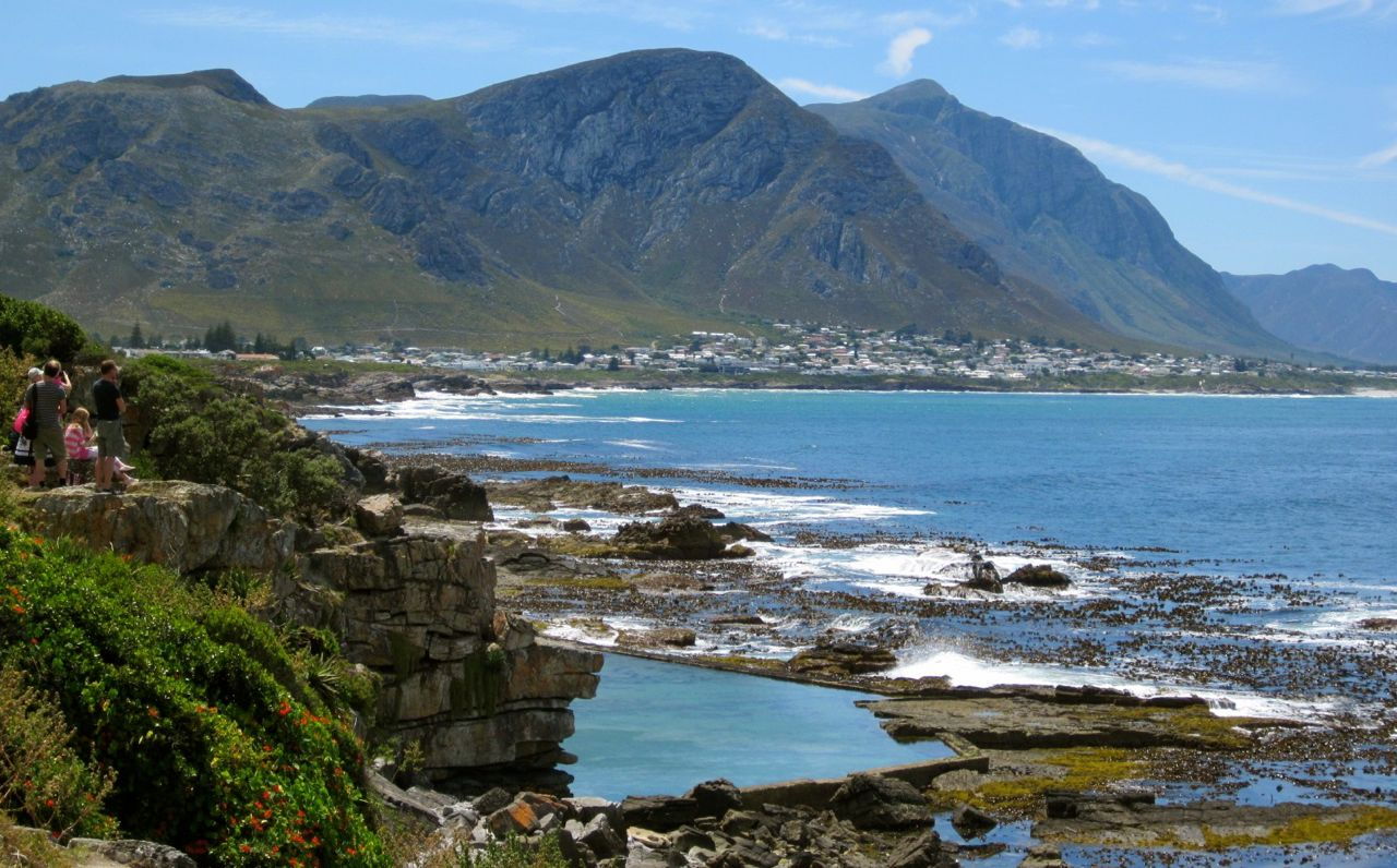 Hermanus South Africa  city photos gallery : Hermanus Cliff Path, South Africa