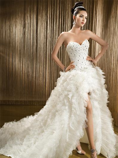 vestidos para novias ~ mimundomanual