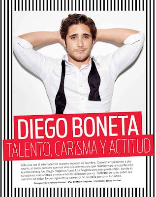 Diego Boneta para la Revista Grazia México